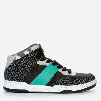 Attitude Sneakers - Sort 286498 feetfirst.no