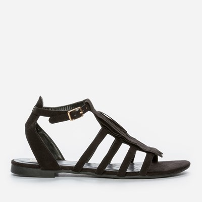 Xit Sandal - Sort 300202 feetfirst.no