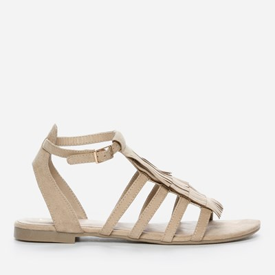 Xit Sandal - Beige 300203 feetfirst.no