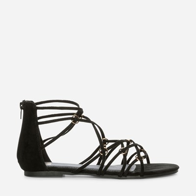 Xit Sandal - Sort 303994 feetfirst.no