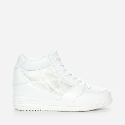 Attitude Sneakers - Hvit 304015 feetfirst.no