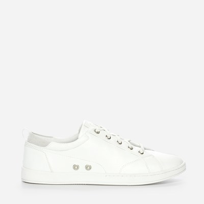 Linear Sneakers - Hvit 304355 feetfirst.no