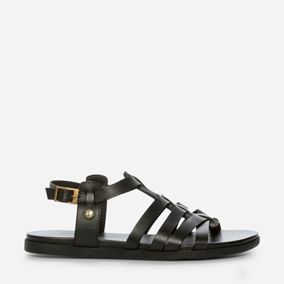 Linear Sandal - Sort 304366 feetfirst.no