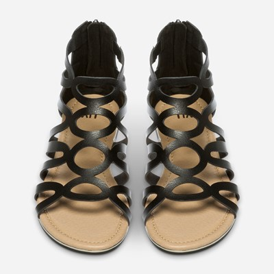 Xit Sandal - Sort 304496 feetfirst.no