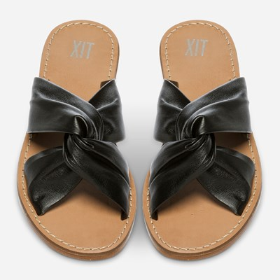 Xit Sandal - Sort 304500 feetfirst.no