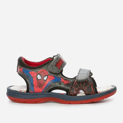 Spiderman Sandal - Sort 305738 feetfirst.no
