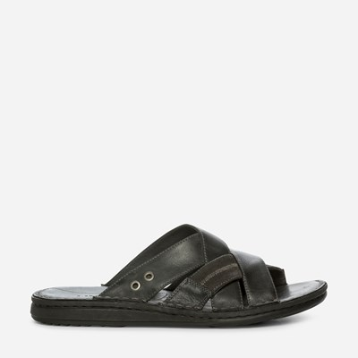 Linear Sandal - Sort 306191 feetfirst.no