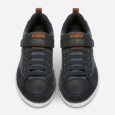 Linear Sneakers - Blå 307550 feetfirst.no