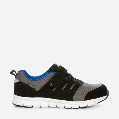 Linear Sneakers - Sort 307551 feetfirst.no