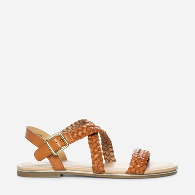 Xit Sandal - Brun 308127 feetfirst.no
