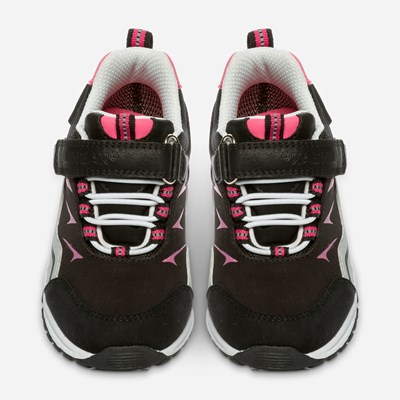 Linear Sneakers - Sort 308403 feetfirst.no