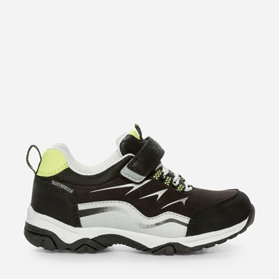 Linear Sneakers - Sort 308423 feetfirst.no