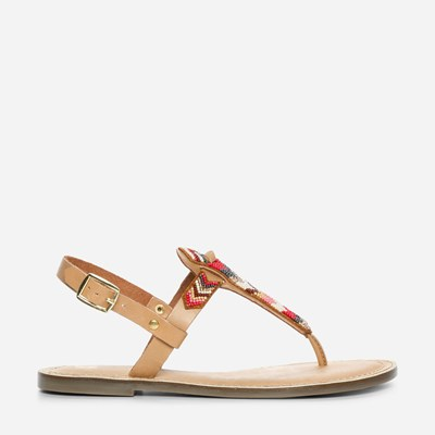Xit Sandal - Beige 308787 feetfirst.no