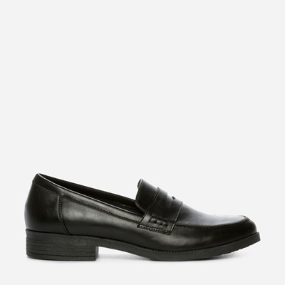 Attitude Loafer - Sort 308873 feetfirst.no