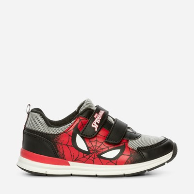 Spiderman Sneakers - Sort 310867 feetfirst.no