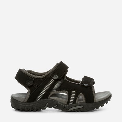 Linear Sandal - Sort 310989 feetfirst.no