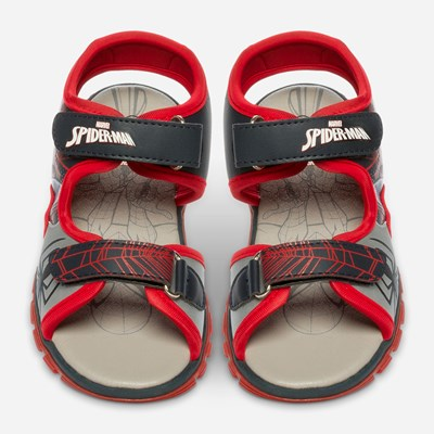 Spiderman Sandal - Blå 310993 feetfirst.no