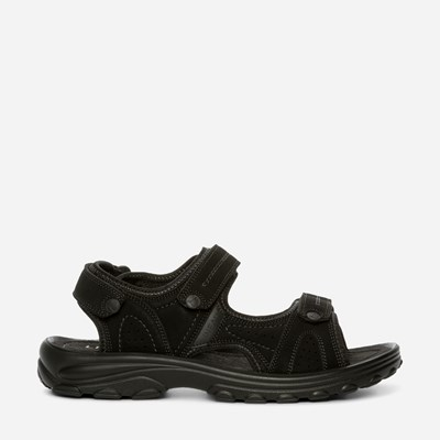 Linear Sandal - Sort 312581 feetfirst.no