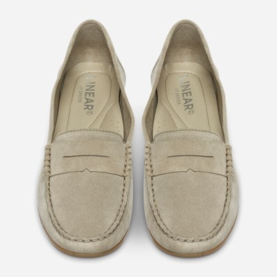 Linear Loafer - Grå 312615 feetfirst.no