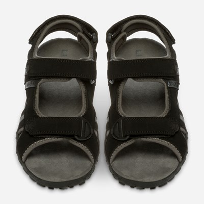 Linear Sandal - Sort 313352 feetfirst.no