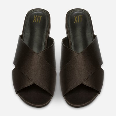 Xit Sandal - Sort 314545 feetfirst.no