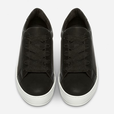 Attitude Sneakers - Sort 316392 feetfirst.no