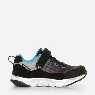 Linear Sneakers - Sort 316992 feetfirst.no