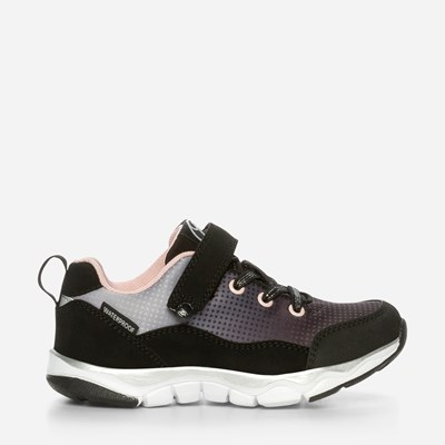 Linear Sneakers - Sort 317023 feetfirst.no