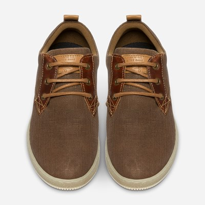 Pace Sneakers - Brun 317597 feetfirst.no