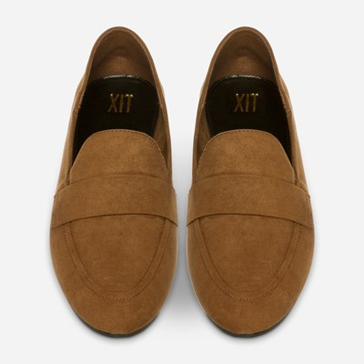 Xit Loafer - Brun 318431 feetfirst.no