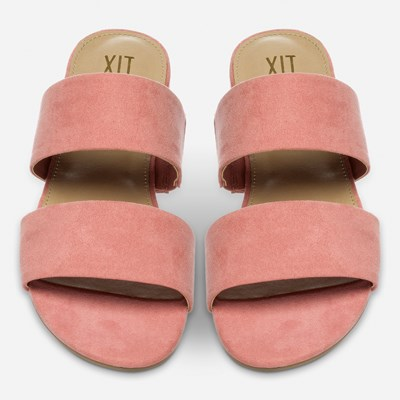 Xit Sandal - Rosa 319191 feetfirst.no