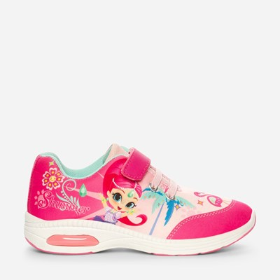 Shimmer&Shine Sneakers - Rosa 319801 feetfirst.no