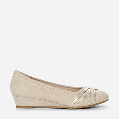 So All Pumps - Beige 319907 feetfirst.no