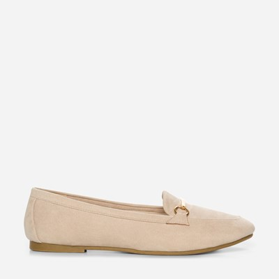 Xit Loafer - Beige 320037 feetfirst.no