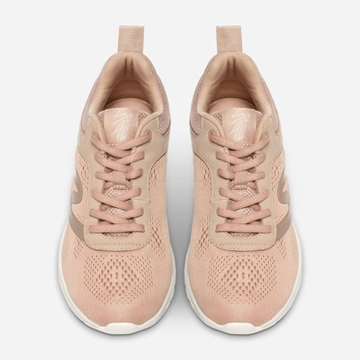 So All Sneakers - Rosa 321226 feetfirst.no