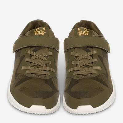 Leaf Sneakers - Grønn 322576 feetfirst.no