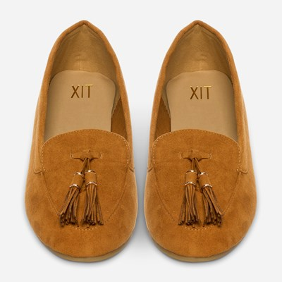 Xit Loafer - Brun,Brun 322782 feetfirst.no