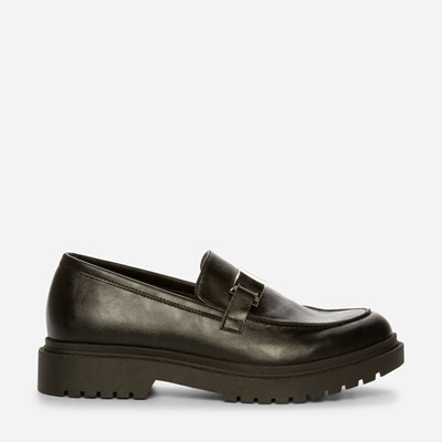 Attitude Loafer - Sort 324174 feetfirst.no