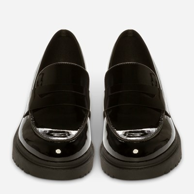 Attitude Loafer - Sort 324175 feetfirst.no