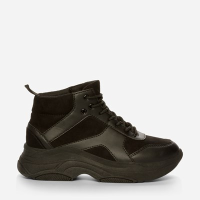 Attitude Sneakers - Sort 326038 feetfirst.no