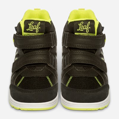 Leaf Sneakers - Sort 326328 feetfirst.no