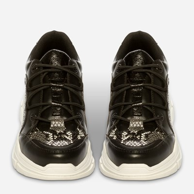 Attitude Sneakers - Sort 326394 feetfirst.no