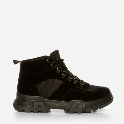 Attitude Sneakers - Sort 327750 feetfirst.no