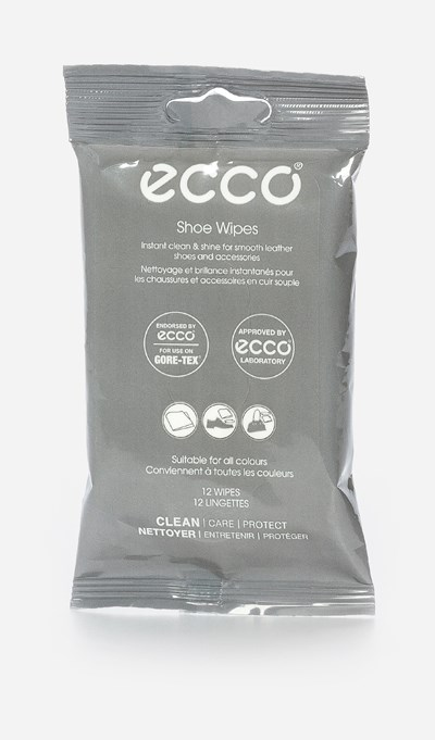 Ecco Shoe Wipes -  300922 feetfirst.no