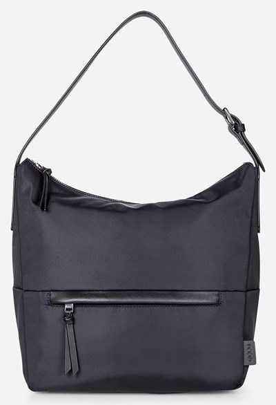 Ecco Hobo Bag - Sort 304887 feetfirst.no