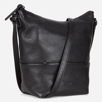 Ecco Sp Crossbody - Sort 308070 feetfirst.no