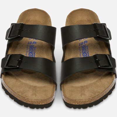 Birkenstock Arizona Soft - Sort 111644 feetfirst.no
