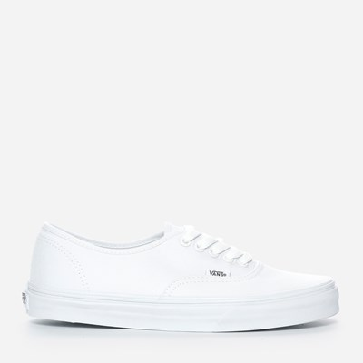 Vans Authentic - Hvit 277551 feetfirst.no