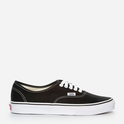 Vans Authentic - Sort 279351 feetfirst.no