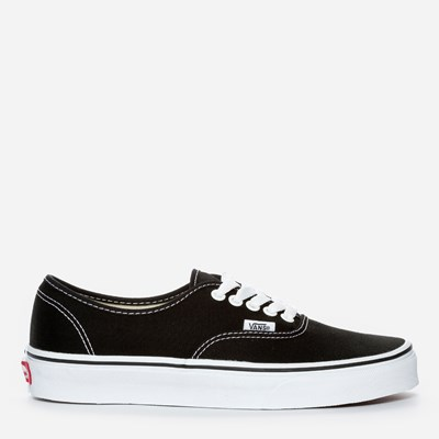 Vans Authentic - Sort 279413 feetfirst.no